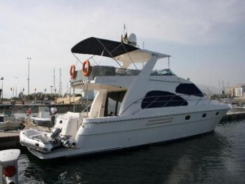 55 ft Yacht for 20 Pax